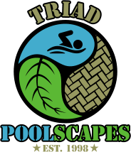 Triad PoolScapes Swimmimg Pool Construction